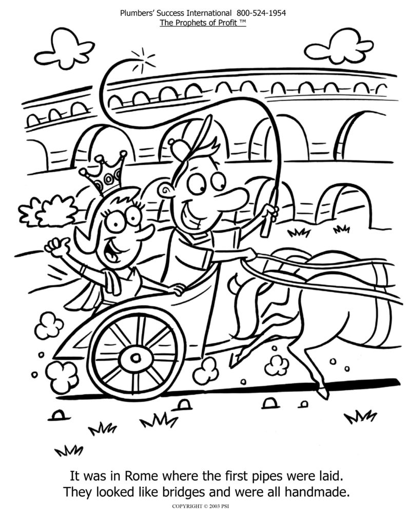 coloring book page 4