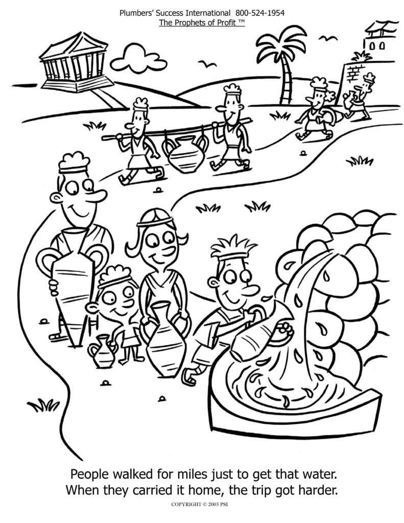 coloring book page 6