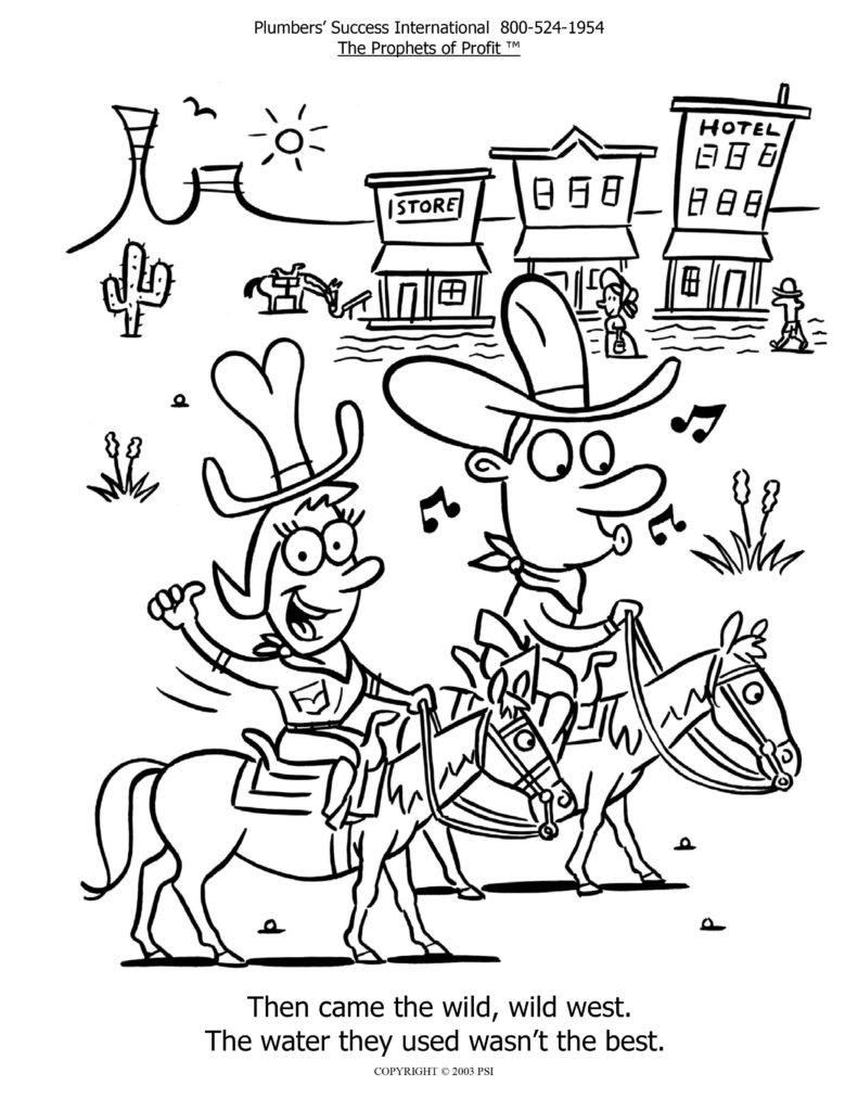 coloring book page 8