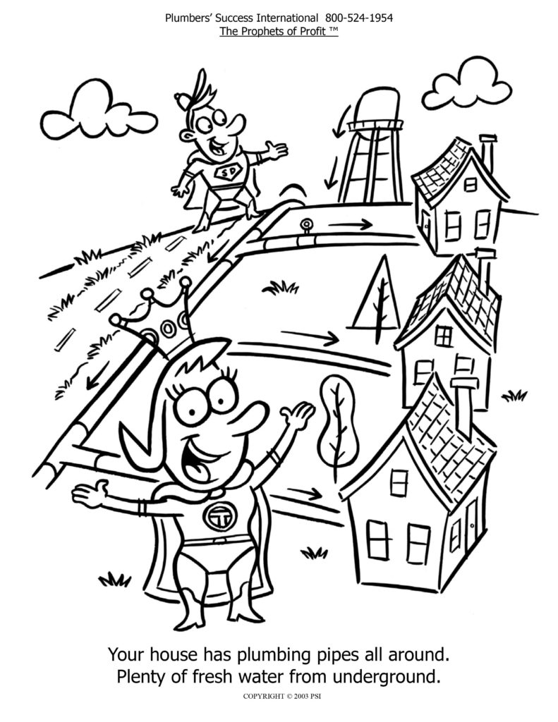 coloring book page 10